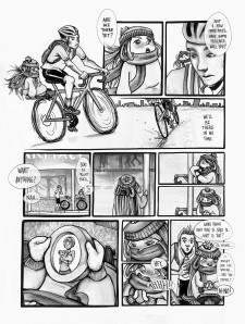 Ride, page 1