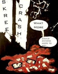 A Nightmare Sized Intrusion - Comic - Ch0 P3