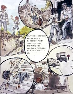 A Nightmare Sized Intrusion - Comic - Ch0 P4