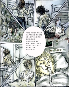 A Nightmare Sized Intrusion - Comic - Ch0 P5